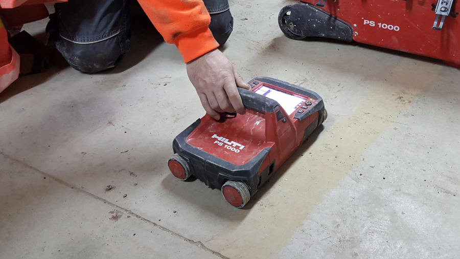 Concrete Scanning Concrete Cutting Coring Kitchener Waterloo